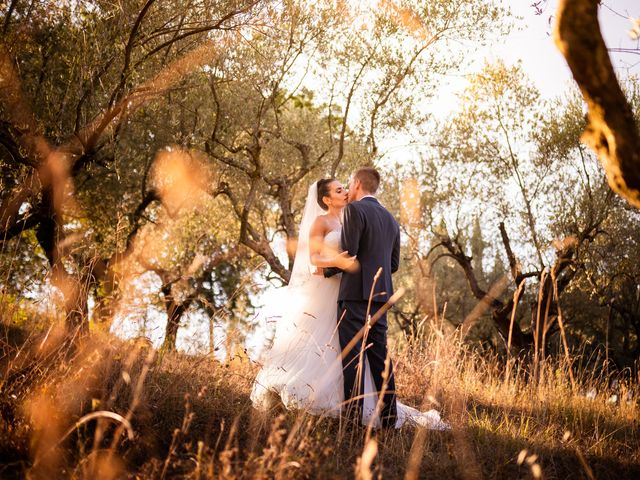 Il matrimonio di Filippo e Chiara a Saludecio, Rimini 25