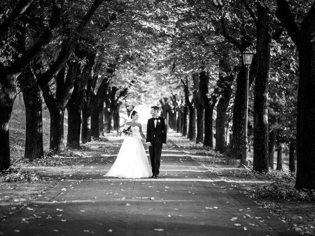Il matrimonio di Filippo e Chiara a Saludecio, Rimini 26