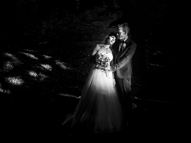 Il matrimonio di Filippo e Chiara a Saludecio, Rimini 27