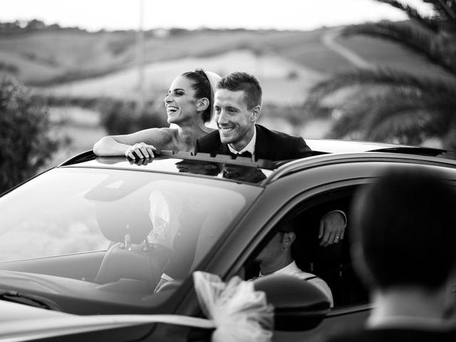 Il matrimonio di Filippo e Chiara a Saludecio, Rimini 29
