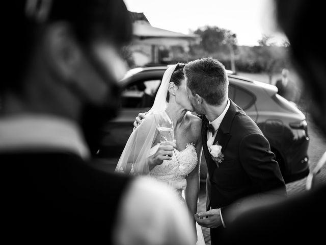 Il matrimonio di Filippo e Chiara a Saludecio, Rimini 30