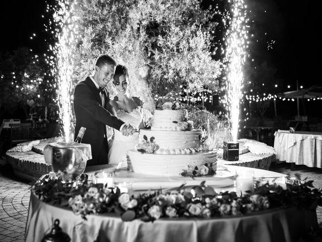 Il matrimonio di Filippo e Chiara a Saludecio, Rimini 39