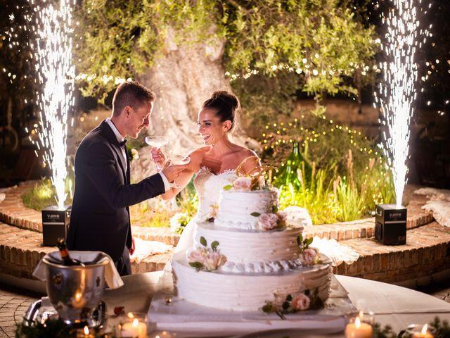 Il matrimonio di Filippo e Chiara a Saludecio, Rimini 41