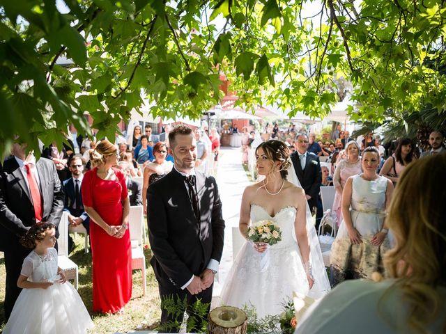 Il matrimonio di Giorgio e Sara a Sezze, Latina 21