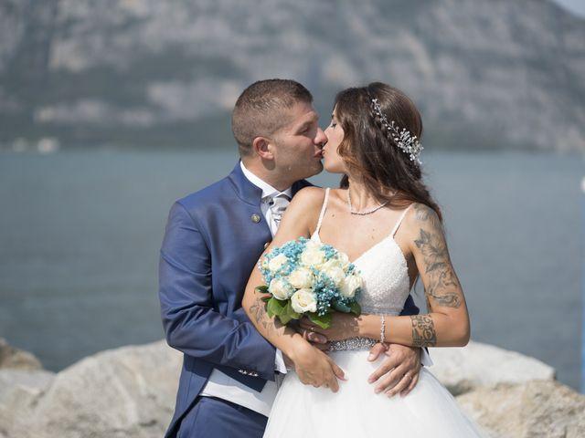 Il matrimonio di Christian e Denise a Erbusco, Brescia 4