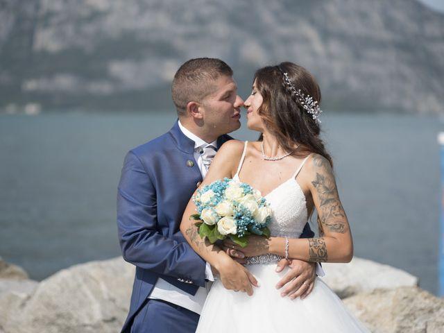 Il matrimonio di Christian e Denise a Erbusco, Brescia 5