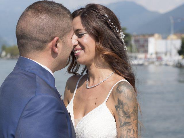 Il matrimonio di Christian e Denise a Erbusco, Brescia 6