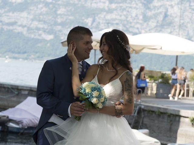 Il matrimonio di Christian e Denise a Erbusco, Brescia 7