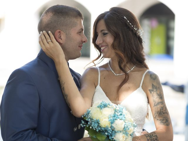 Il matrimonio di Christian e Denise a Erbusco, Brescia 8
