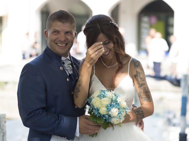 Il matrimonio di Christian e Denise a Erbusco, Brescia 9