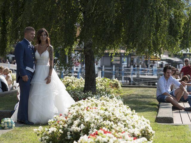 Il matrimonio di Christian e Denise a Erbusco, Brescia 10