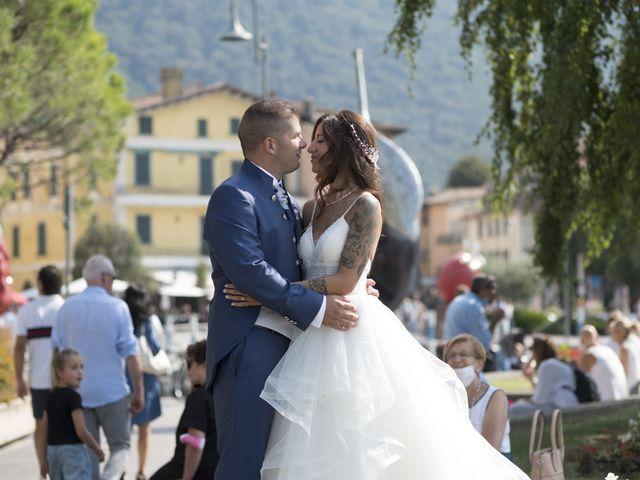 Il matrimonio di Christian e Denise a Erbusco, Brescia 11