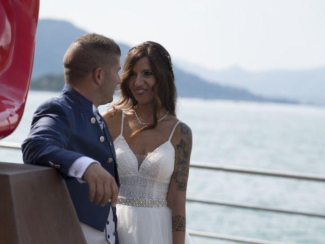 Il matrimonio di Christian e Denise a Erbusco, Brescia 13
