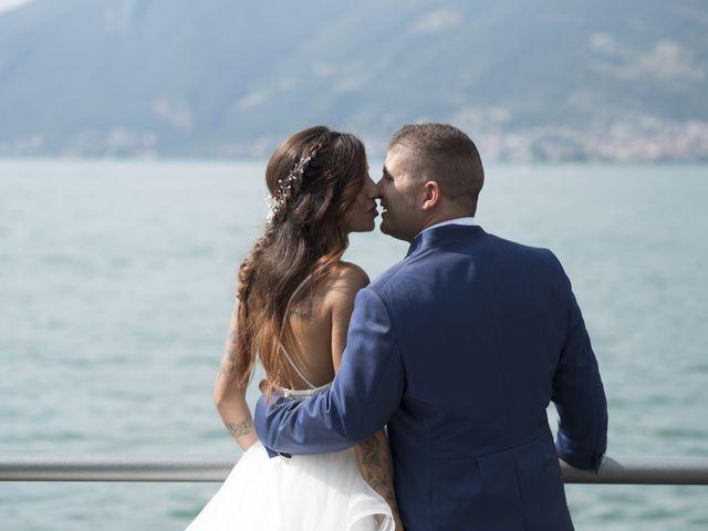 Il matrimonio di Christian e Denise a Erbusco, Brescia 14