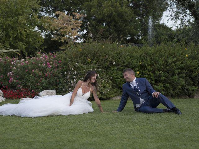 Il matrimonio di Christian e Denise a Erbusco, Brescia 16