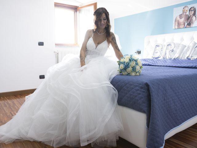 Il matrimonio di Christian e Denise a Erbusco, Brescia 24