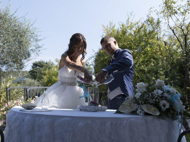 Il matrimonio di Christian e Denise a Erbusco, Brescia 27