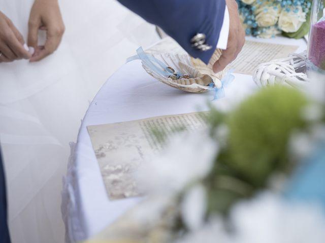 Il matrimonio di Christian e Denise a Erbusco, Brescia 30