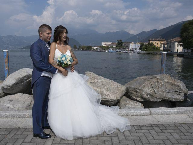 Il matrimonio di Christian e Denise a Erbusco, Brescia 33