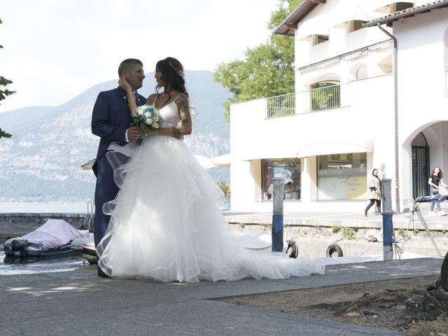 Il matrimonio di Christian e Denise a Erbusco, Brescia 34