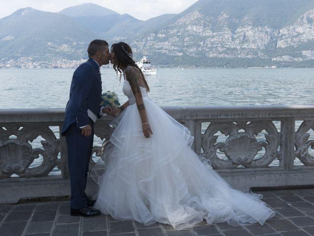 Il matrimonio di Christian e Denise a Erbusco, Brescia 35