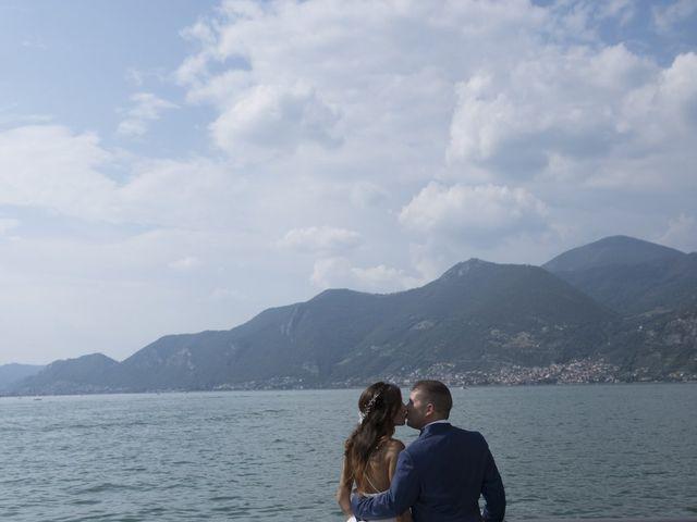 Il matrimonio di Christian e Denise a Erbusco, Brescia 36