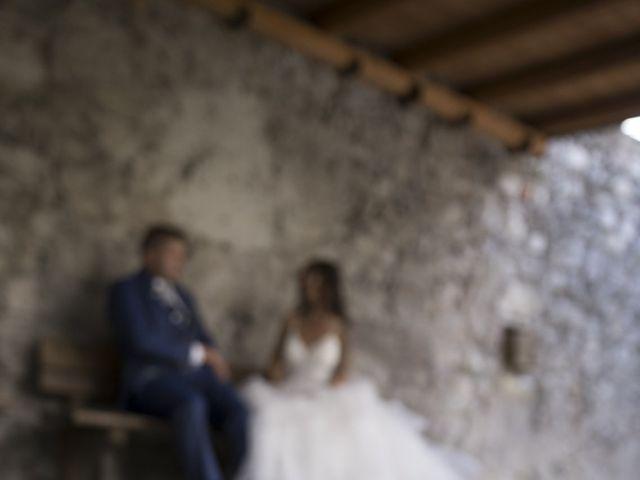 Il matrimonio di Christian e Denise a Erbusco, Brescia 37