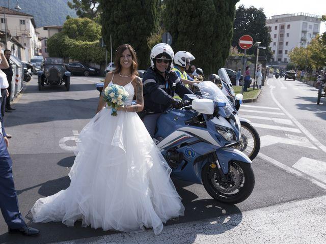 Il matrimonio di Christian e Denise a Erbusco, Brescia 38