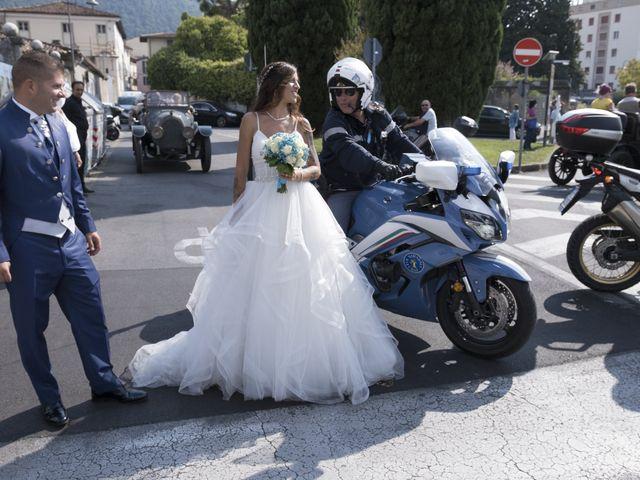 Il matrimonio di Christian e Denise a Erbusco, Brescia 39
