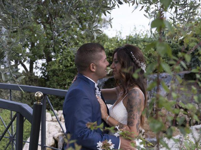 Il matrimonio di Christian e Denise a Erbusco, Brescia 41