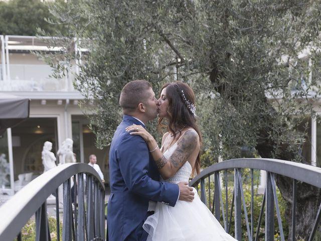 Il matrimonio di Christian e Denise a Erbusco, Brescia 42