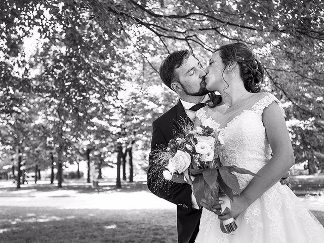 Il matrimonio di Alberto e Alessia a Rivoli, Torino 1