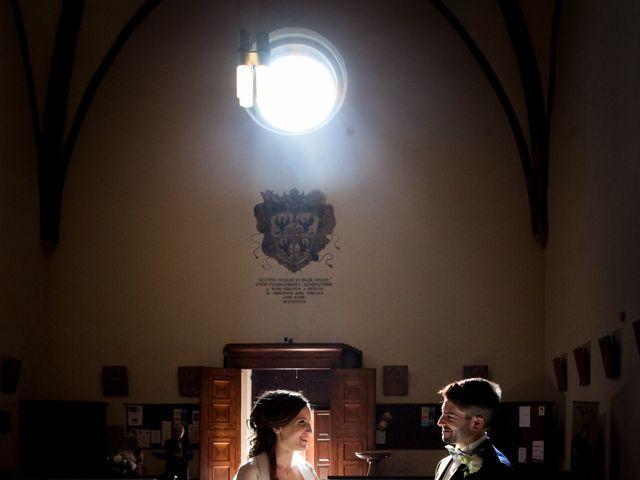 Il matrimonio di Francesco e Chiara a Mantova, Mantova 1