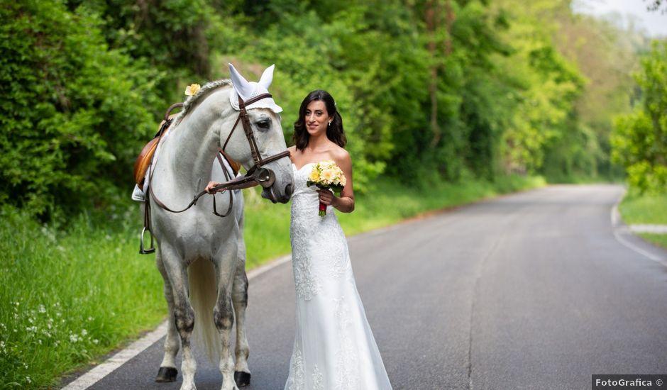 Il matrimonio di Andrea e Alessia a Trezzo sull'Adda, Milano