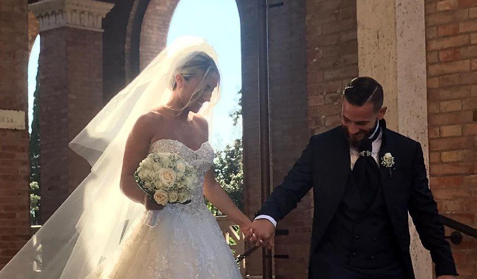 Il matrimonio di Luca e Debora  a Roma, Roma