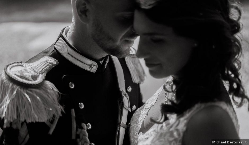 Il matrimonio di Pietro e Alice a Cantello, Varese