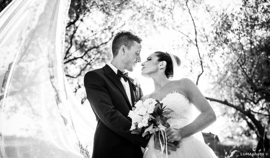 Il matrimonio di Filippo e Chiara a Saludecio, Rimini