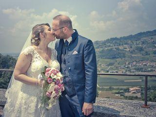 Le nozze di Edda e Valerio