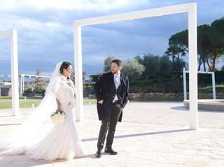 Le nozze di Graziana e Giovanni