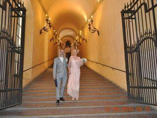 Le nozze di Daniela e Angelo Giuseppe