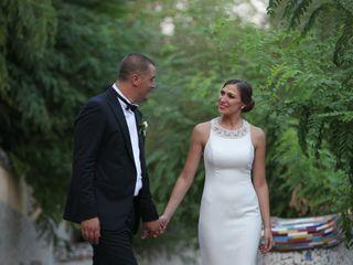 Le nozze di Lucia e Enrico