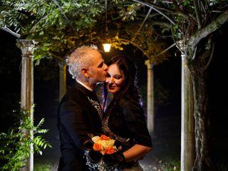 Le nozze di Silvia e Gilles