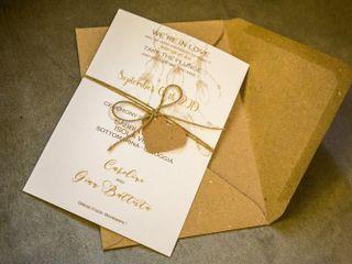 Le nozze di Caroline e Gianbattista 1