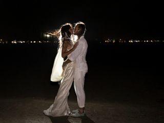 Le nozze di Caroline e Gianbattista