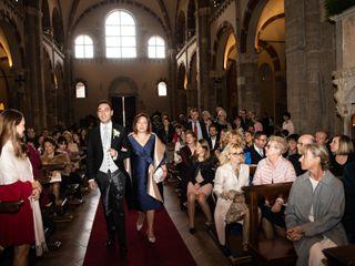 Le nozze di Ilaria e Cristiano 1