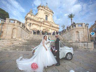 Le nozze di Paolo e Veronica