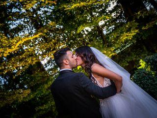 Le nozze di Andrea e Christian