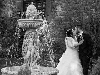 le nozze di Florinda e Federico 1