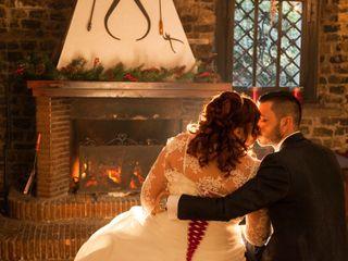 le nozze di Florinda e Federico 2
