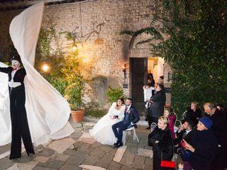 le nozze di Florinda e Federico 3